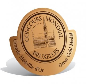 Bruselas distingue a ADEGA DO MOUCHO con su Gran Medalla de Oro